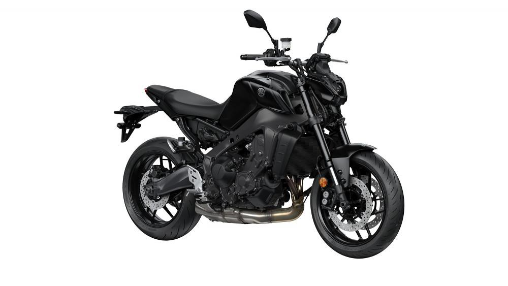 New Yamaha MT-09 2021 Tech Black