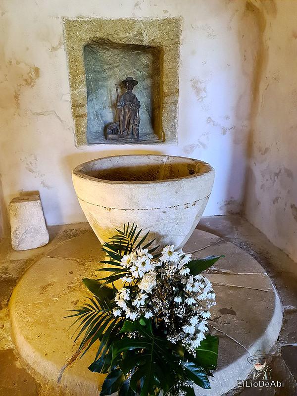 Iglesia rupestre dedicada a los Santos Justo y Pastor en Olleros de Pisuerga 11