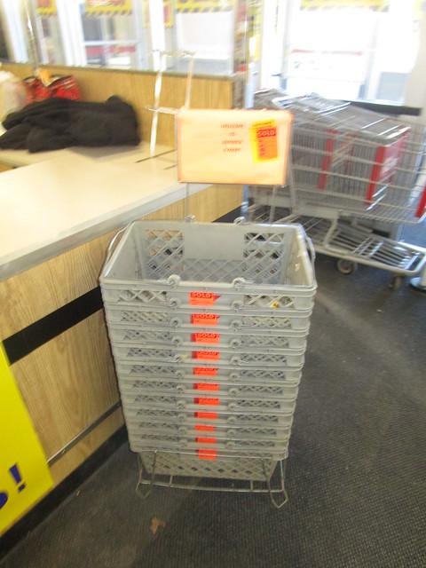 Sold Baskets