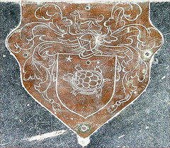 Sir Anthony Gaudy's tortoise (1642)