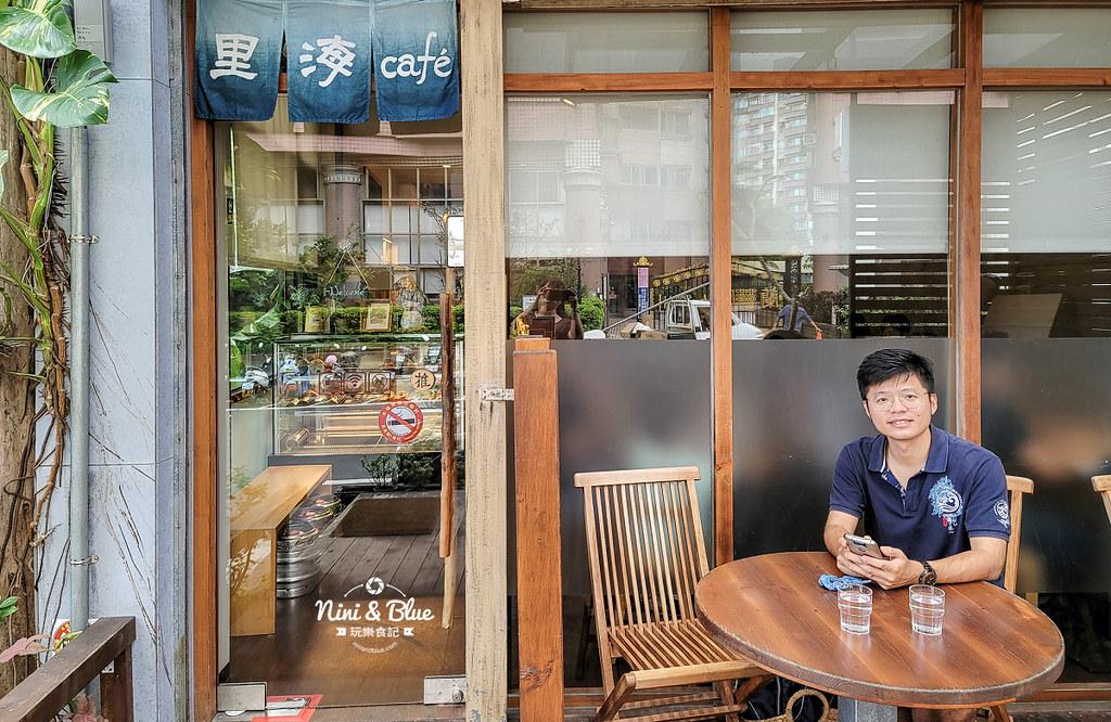 宜蘭咖啡 里海 咖哩鮮魚定食菜單03