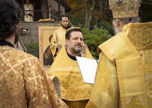 Seminarian ordination highlights Bishop Alexis visit