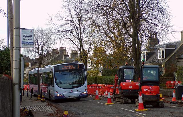 First Aberdeen 10160 SV05DXH (2nd November 2020)
