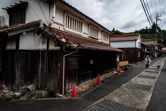 萩市伝統的建築物群保存地区(旧旭村佐々並地区)ーHagi City (Yamaguchi Prefecture): Important Preservation Districts for Groups of Historic Buildings(Sasanami Area)
