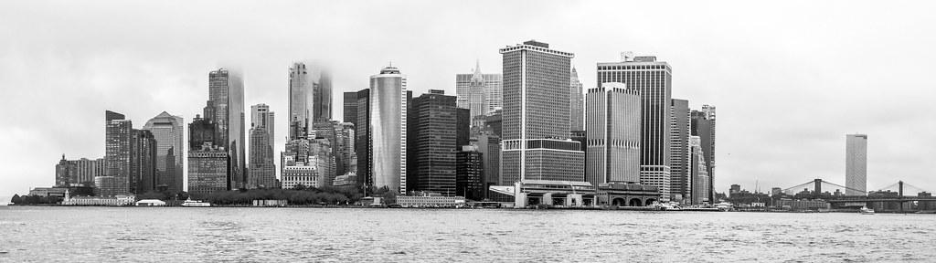 Walk In New York - 2019 - Panoramique Manhattan