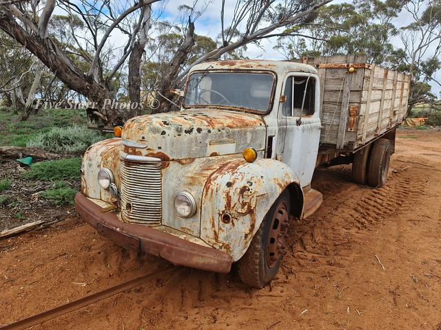 1954 Commer Truck