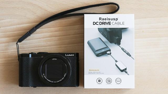 LUMIX DMC-LX9/LX10 - DC Drive Cable.