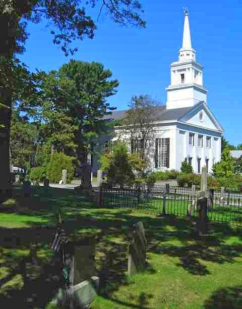 First Parish Church- Duxbury MA (3)