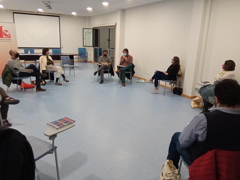 Club Lecturas Debuxadas 21/10/2020