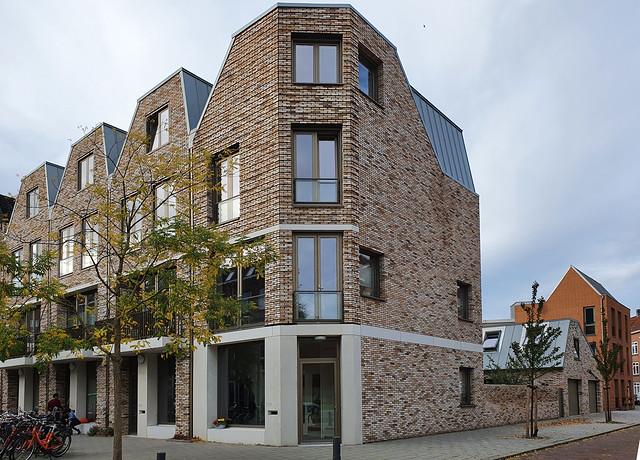 Paradijshof Nieuw Crooswijk