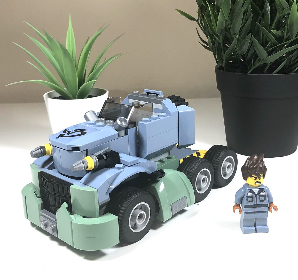 Blast cab v2
