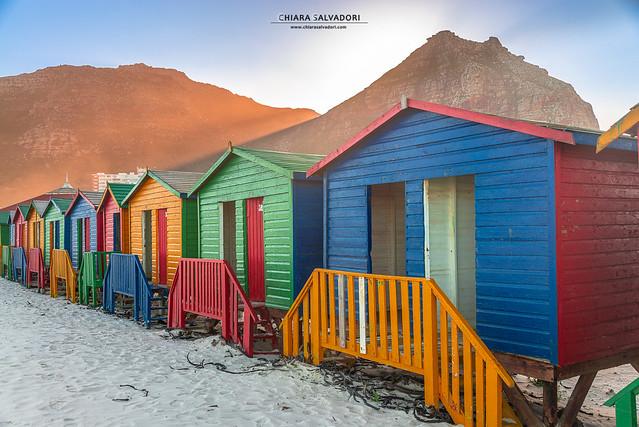 Muizenberg Beach #explore