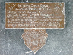 Sir Anthony Gaudy (1642)