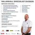 Keltruck Willenhall Specialist Division