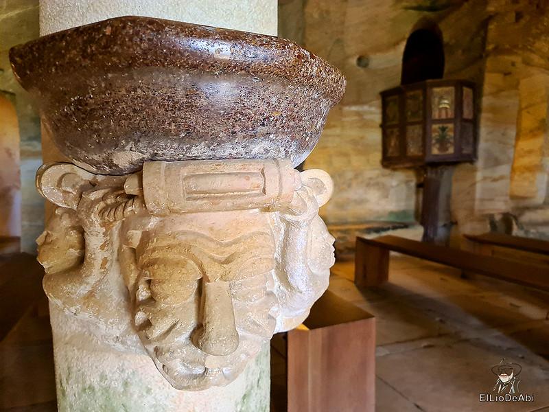 Iglesia rupestre dedicada a los Santos Justo y Pastor en Olleros de Pisuerga 13
