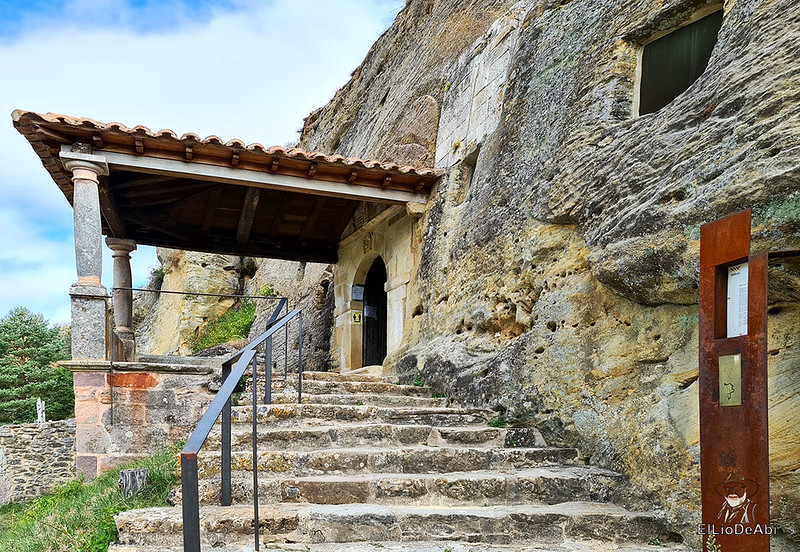 Iglesia rupestre dedicada a los Santos Justo y Pastor en Olleros de Pisuerga 4