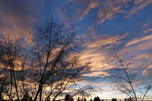 sunset edmonton goldenhour