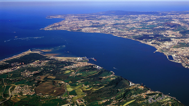 O Porto de Lisboa