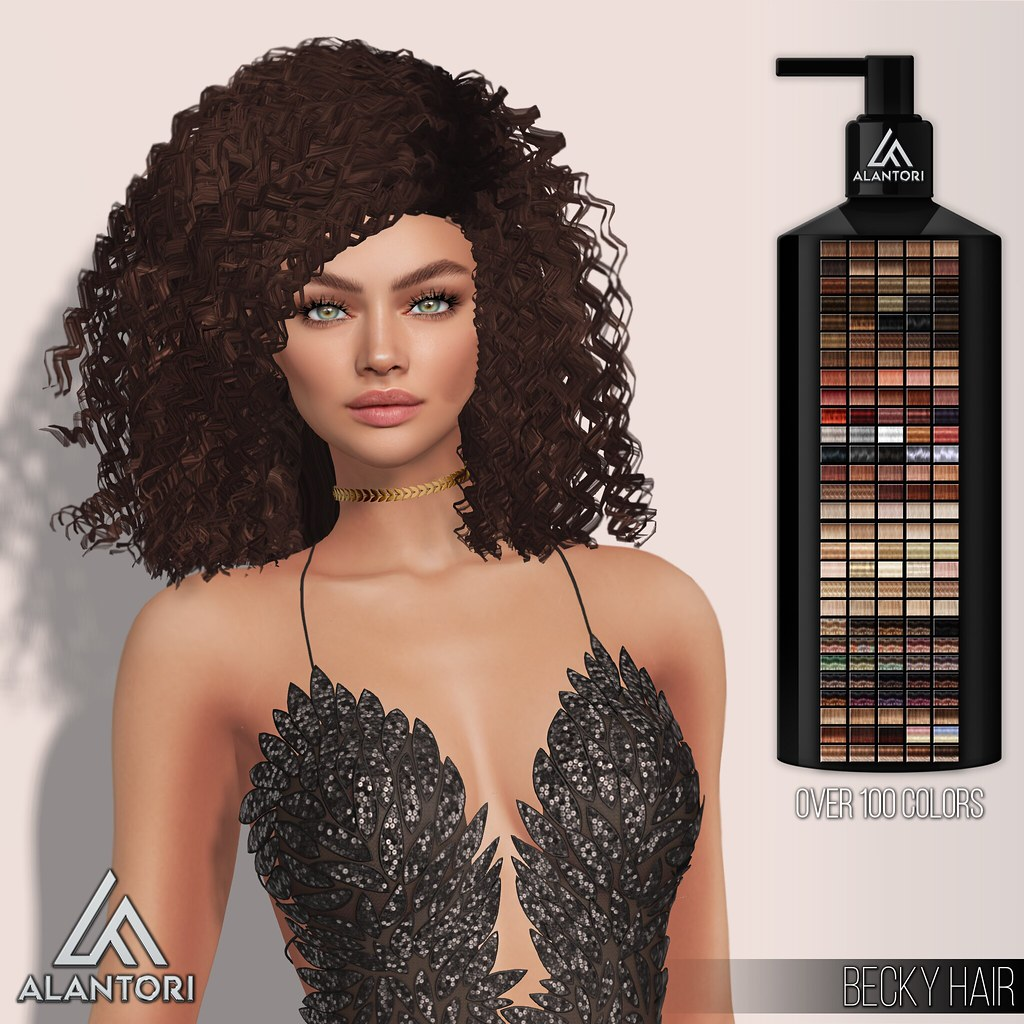 ALANTORI | Becky Hair in over 150 Colors