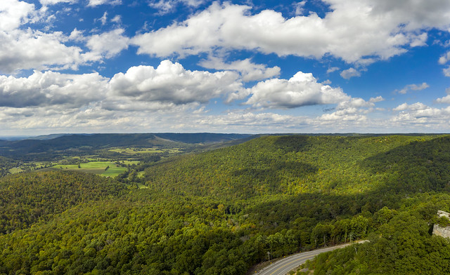 Pine Haven region, Fentress County, Tennessee 3