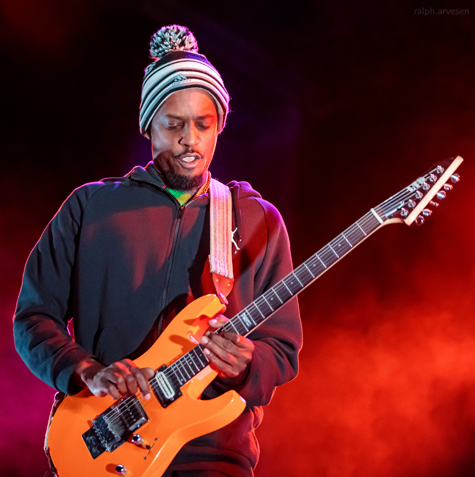 Black Joe Lewis | Texas Review | Ralph Arvesen
