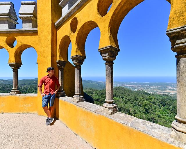 Visita desde Lisboa al Palacio da Pena