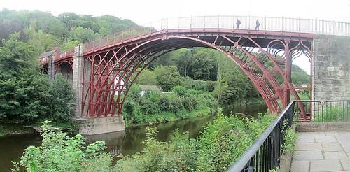 The Bridge at Ironbridge