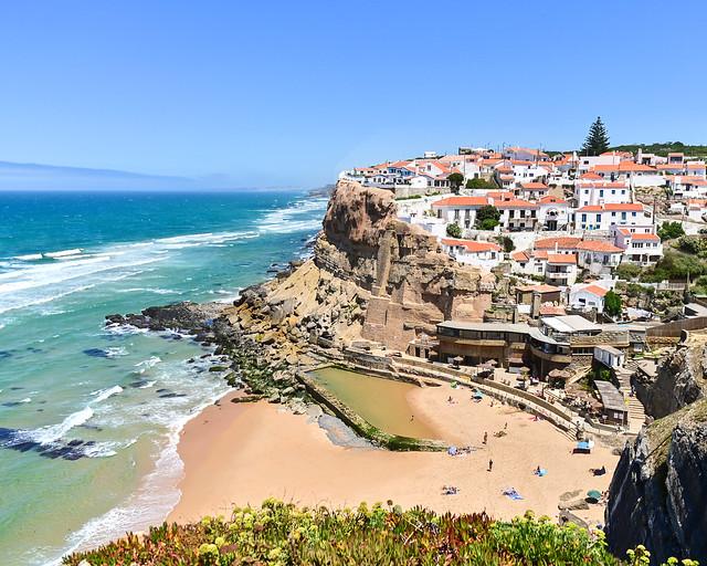 Azenhas do Mar, de las mejores visitas donde ir desde Lisboa