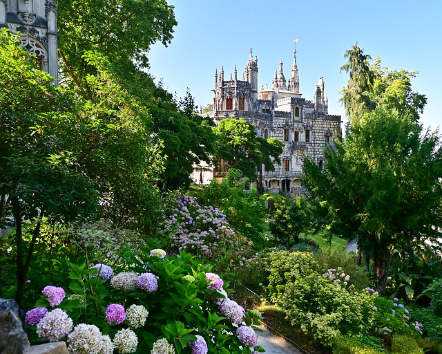 Excursion desde Lisboa a la Quinta da Regaleira