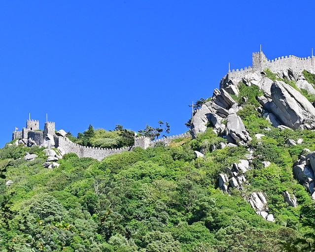 Visita al Castillo dos Mouros desde Lisboa