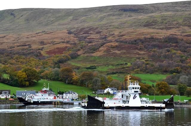 Loch Dunvegan & Corran