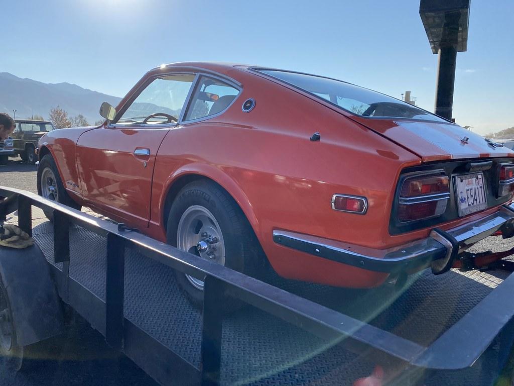 1972 Datsun