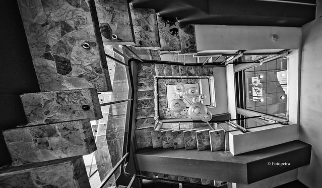 Wimmel Treppe
