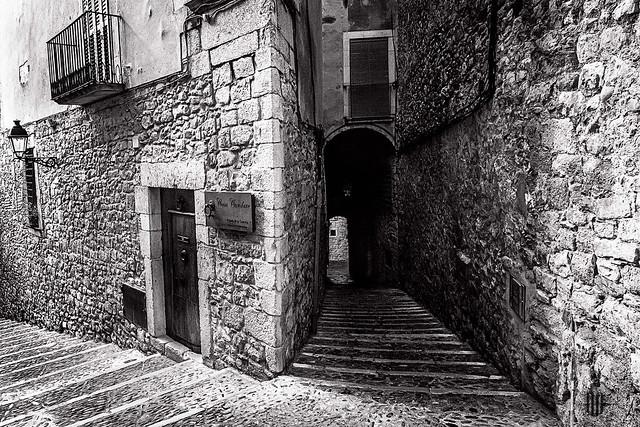 Carrer de Cúndaro - Girona
