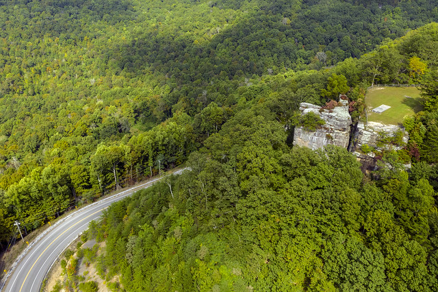Pine Haven region, Fentress County, Tennessee 2