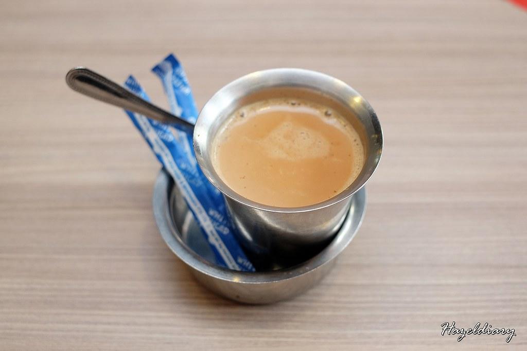 Madras New Woodlands Restaurant -Masala Tea