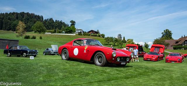 Ferrari 250 GT SWB Competizione