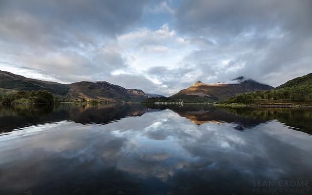 Loch Leven The Pap of Glencoe