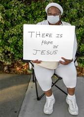 Voting For Jesus