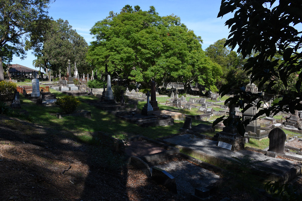 St John Anglican Church Cemetery, Gordon, Sydney, NSW.