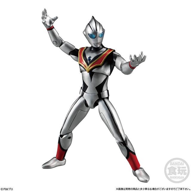 最強回歸!超動 超人力霸王 第8彈(超動ウルトラマン8)
