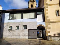Ubicación actual del Centro de Empleo de Ermua