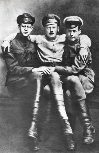 Sergei Eisenstein, 1919