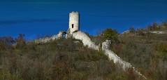 Bagnasco (Cuneo, Piemonte, Italia) – Enceinte médiévale