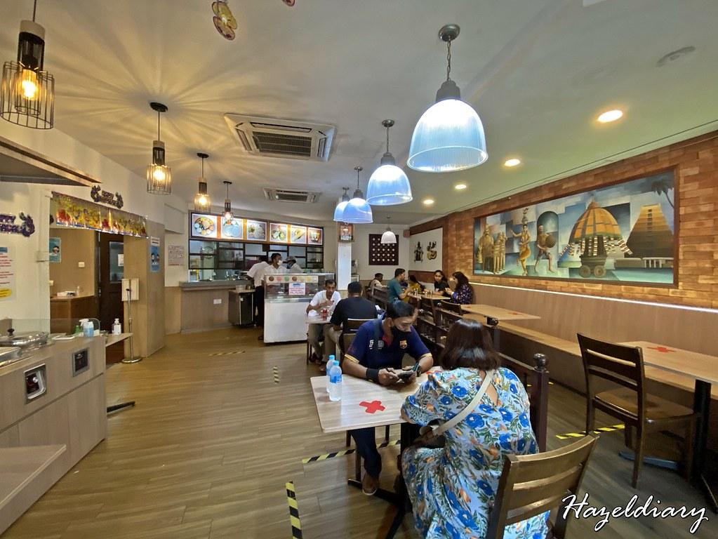 Madras New Woodlands Restaurant -Upeer Dickson Road-1