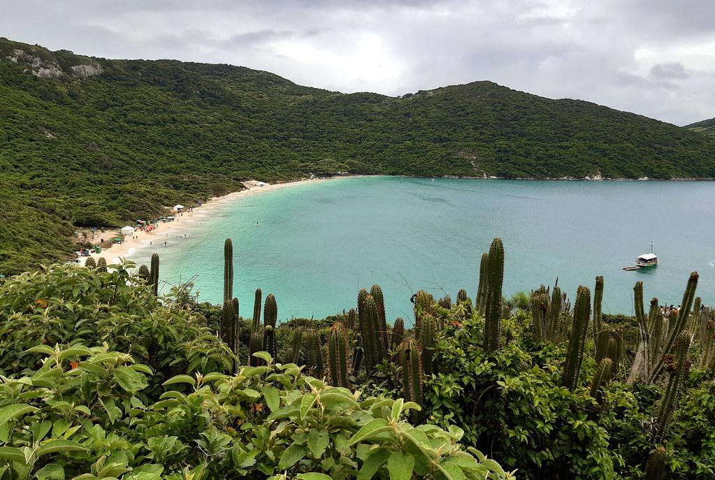 Praia do Forno, Arraial do Cabo/RJ