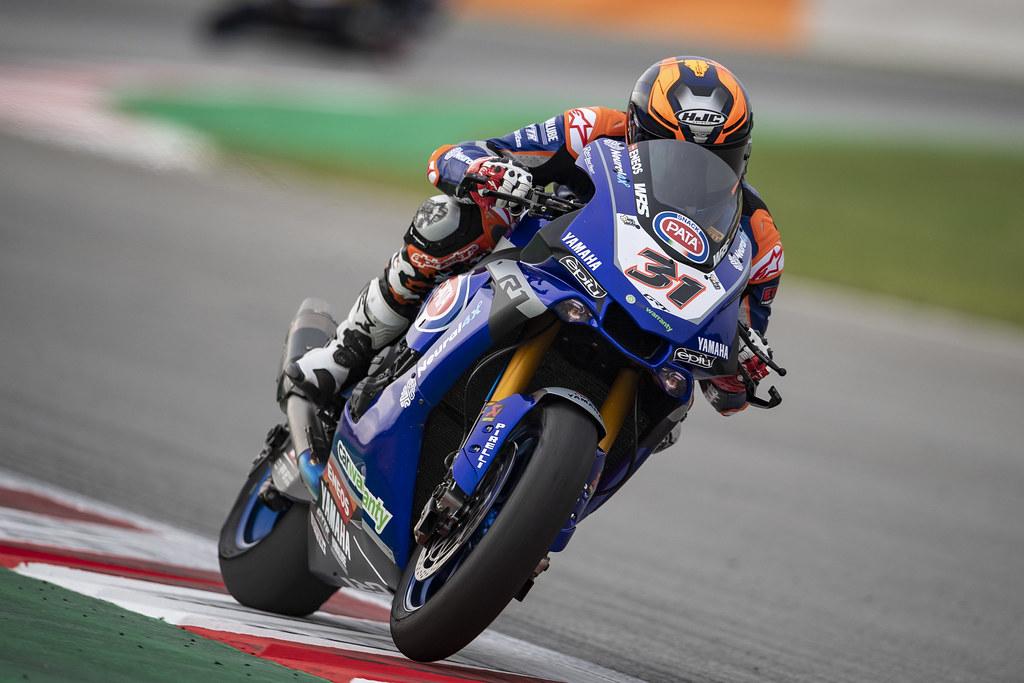 GRT Yamaha WorldSBK rider