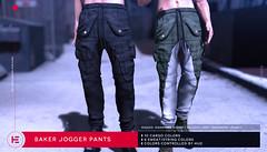 HEVO - Baker Jogger Pants