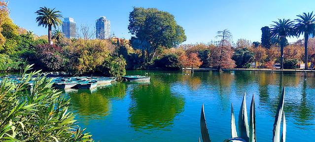 Al Parc de la Ciutadella
