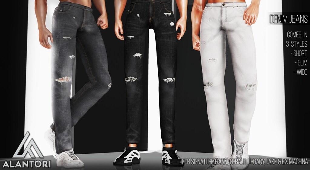 ALANTORI – Jeans